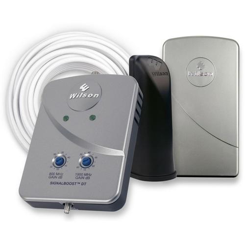 Wilson Wilson 463105 Voice & 3G Data Signal Booster w/ NEW! SmarTech III™ Booster