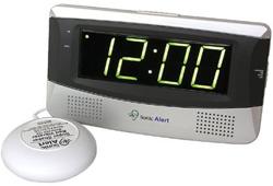 Sonic Bomb Sonic Boom Alarm Clock - White at Sears.com