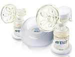 Avent Electronic Breast Pumps avent scf304 02