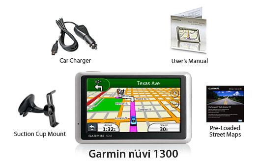 garmin nuvi1300